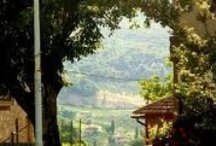 Writing Retreat Dreams / As a little girl I wanted a playhouse, as a gardner I wish for a conservatory, and as a writer I dream of the perfect writing retreat. I am sure there is such a place waiting for me in Tuscany. A good place to start looking.