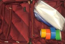 Packing: Autism Travel / Things to pack that makes travel easier and more fun for children with autism.