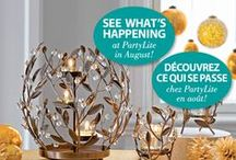 Special offers at PartyLite Canada / See more at PartyLite Canada www.PartyLite.ca / by PartyLite Canada