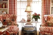 The English Living Room