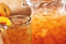 Sweet Tea & More / Ice Tea is called the house wine of the South. This board is pinned with wonderful cold drinks....desert types and quench your thirst kinds, but Sweet Tea is always best