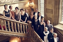 """A Downton Abbey Fix / Who has not fallen in love with the world of Downton Abbey. I love the costumes and settings. It is the characters, played by wonderful actors, that has stolen our hearts. You do know there is a tee shirt that says, """"Free Bates."""" We're all hooked and loving it."""