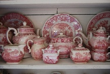 Collecting China / I was blessed to grow up with parents who were collectors...books, and beautiful antique porcelain, among other things. That exposure introduced me one of my adult passions; beautiful china.
