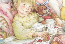 """Lisa Martin / Mulberry Sang provided the description for Lisa Martin. """"Lisi Martin is a Spanish artist and illustrator famous for her highly detailed and romanticized pictures of children. Lisi was born in Barcelona, Catalonia in 1944. She is the younger of 2 children, having an older brother."""""""
