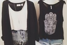 Outfits / by Masen Heard