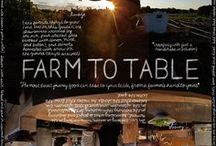 Sustainable, Artisanal, Organic and Local / by Liz Manners Keogh