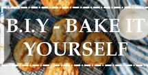 BIY - Bake it Yourself / Creations made with Valrhona chocolate. Click on the external links to see the recipes.