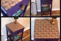 Furniture Fun / Furniture Makeovers you can DIY
