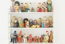 Matryoshka (Nesting) Dolls / by Danielle Petoukhoff