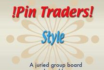 !Pin Traders! - Style - A juried group board hosted by www.Group2020.com / BOARD RULES: For every pin you add to the board you must like and re-pin the item that was pinned before yours to one of your other boards, 8 pin a day limit, No dupes in the same day, Items must be for sale and include link, Pin only your own items, No spam, nudity or vulgarity, No politics, Only G2020 Board Admin can add new pinners, To apply for a guest pinner invitation please e-mail your shop and pinterest links to Group2020 Admin at: group.2020@yahoo.com Thank you and Happy Pinning!