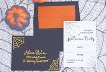 Fun Halloween Party Ideas / Goulish treats & Spooky things to make a fun Halloween party!