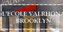 Explore l'Ecole Valrhona Brooklyn / Meet our Chocolate gurus and get an insight of l'Ecole Valrhona Brooklyn's community