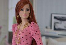 Proyecto para Barbie / Ropa y accesorios para esa pequeña y plástica amiga.  / by Lucia C.