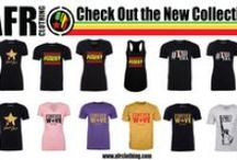"""Fashion Must Haves / T-shirts and Tank tops that will have your peers asking """"where did you get that"""" Available for both men and women"""