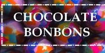 Chocolate Bonbons as far as the eye can see / Chocolate Bonbons have been part of the great Valrhona chocolate tradition right from the start. Here is a selection of various Bonbons from Valrhona and our customers alike.