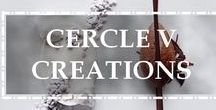 Cercle V members' amazing creations / This board is open to all our Cercle V (loyalty progam) members. You can share your best creations and your day-to-day work. If you don't have an access yet, feel free to ask us!