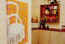 Cottage at the Oaks / Cottage decor / small space decor