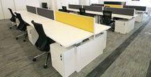 Sit Stand Desks / Height adjustable workstations
