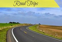 Family Road Trips / Favorite tips for families who want to take road trips with kids