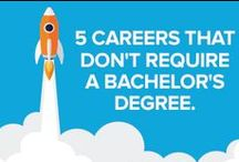 Career Fridays / Our compelling Student Life series on career opportunities & interviewing tips. Read More at http://ow.ly/10pK0x