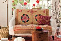 Living Room Love / Living room and family room spaces / decor ideas