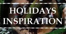 Holidays Inspiration / Find out pastry inspiration for this Holiday season!