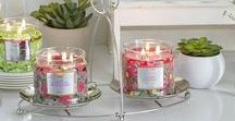 Spring 2017 at PartyLite Canada / Bring the garden into your home this spring with fragrances that invite in the sunshine. From Gardenia Palm to Hibiscus Wild Berry, create your Signature scent!