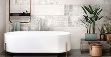Contemporary Bathroom Spaces / Contemporary bathroom