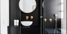 Small Bathroom Inspiration! / Small Bathroom