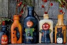 Using Jars and Bottles / by DeeAnn Haworth