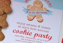Cookie Exchange Party / Tips to host a cookie party