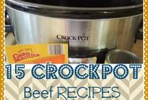 crock pot / by Joy Whisenhunt