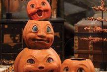 Halloween & Fall Decor