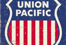 Union Pacific trains and more / by Sandy Ellis