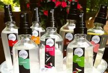 Body Mists / From our product line: Natural Body Mists / by MBeze®