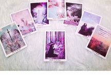 tarot & divination / by Jessica Constantine