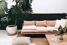 INTERIORS / Interior design inspiration