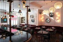 BARCELONA / Restaurants + shops + hotels