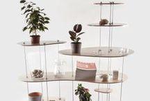 GARDENING / Plants + pots + green ideas