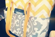 sew - organizers, bags, wallets, etc / by Jessica Climer