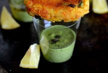 Food - Indian-Appetizers / by The Mistress of Spices