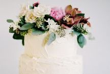 Wedding: Sweets / Mostly cakes but a few other sweet wedding trends, too.