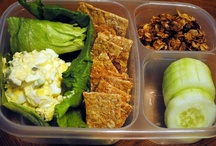 Lunch Recipes / by Amber Miller