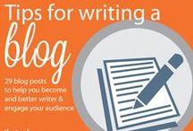 business & blogging information