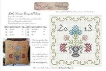 Free cross stitch /and other/ charts / Free patterns from the net...