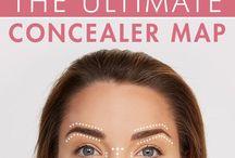 beauty {hair makeup nails}