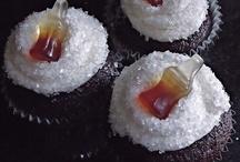 Drunken Cupcakes