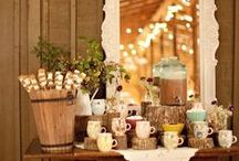 Party decor & ideas / by Dianne Weidner Farmer