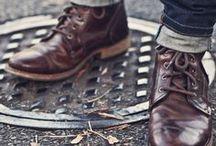 Footwear / by Alams Aguilar