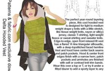 sew {clothing related} / by Jessica Constantine